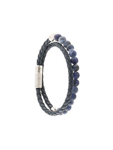 Tateossian Havana Bracelet - Blue