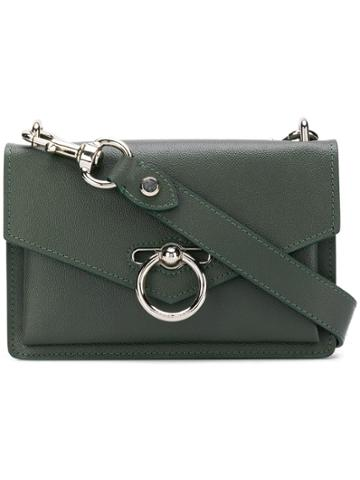 Rebecca Minkoff Jean Medium Shoulder Bag - Green