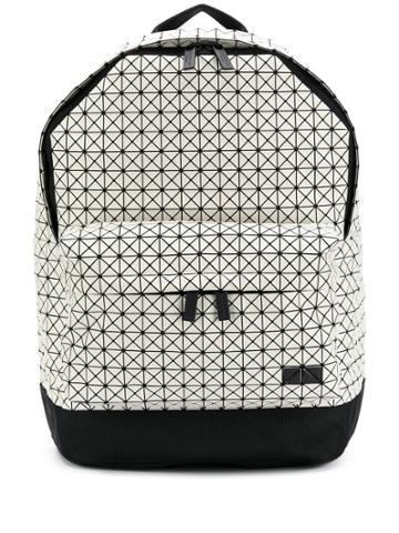Bao Bao Issey Miyake Kuro Daypack Backpack - White