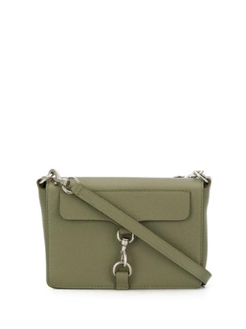 Rebecca Minkoff Textured Shoulder Bag - Green