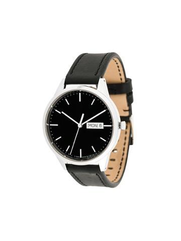 Uniform Wares C40 Chronograph Watch - Black