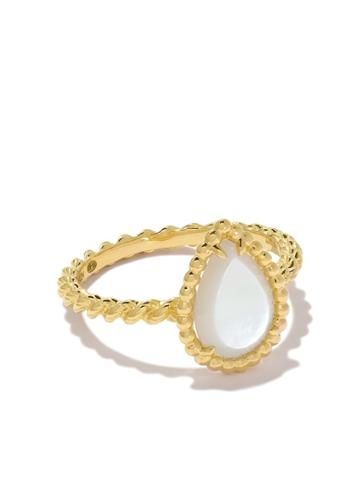Boucheron Serpent Bohème Ring Mother-of-pearl - Yg