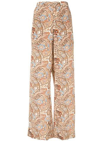 Karen Walker Artist's Trousers - Multicolour