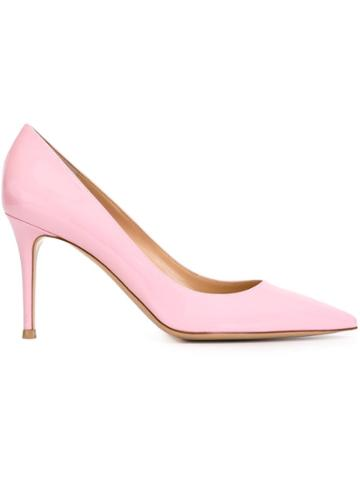 Gianvito Rossi 'gianvito' Pumps - Pink
