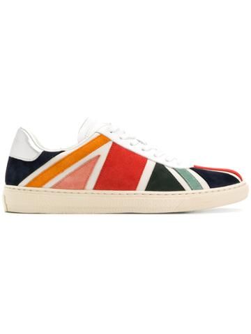 Paul Smith Union Jack Sneakers - Multicolour