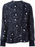 No21 Lace Zip Jacket