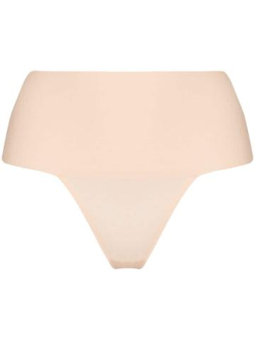 Spanx Undie-tectable Thong - Neutrals