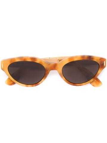 Retrosuperfuture 'drew Sinner' Sunglasses - Green