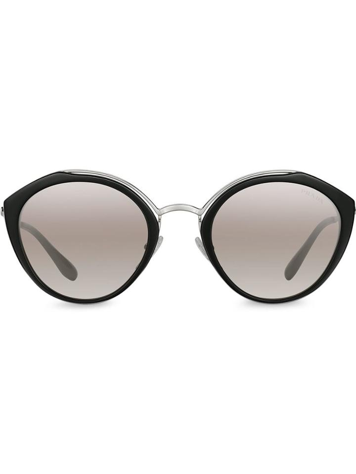 Prada Eyewear Prada Eyewear Collection Sunglasses - Black