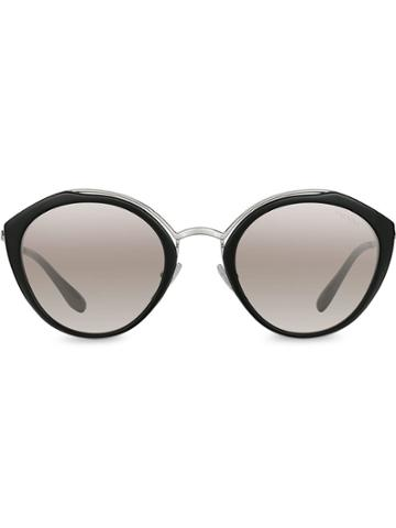 Prada Eyewear Prada Eyewear Collection Sunglasses - Black