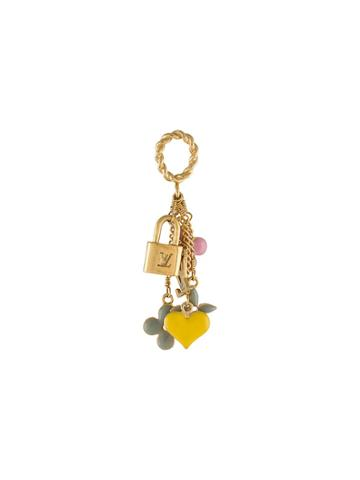 Louis Vuitton Pre-owned 2000 Charm Pendant - Gold
