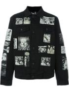 Haculla Appliqué Denim Jacket