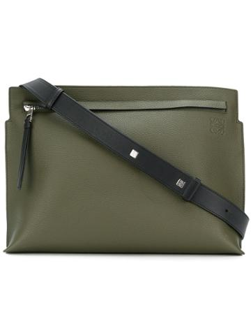 Loewe T Messenger Bag - Green