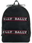 Bally Flip Backpack - Black