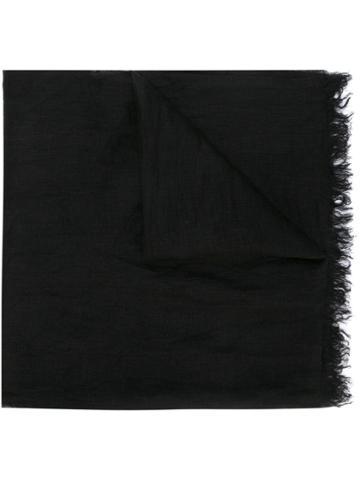 Faliero Sarti 'nube' Scarf - Black