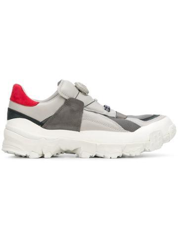Puma Trailfox Disc Sneakers - Grey