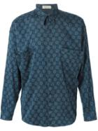 Gianni Versace Patterned Shirt