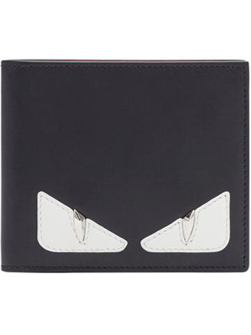 Fendi Bifold Wallet - Black