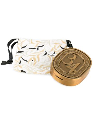 Diptyque - Solid Perfume - Unisex - Porcelain And Parfum - One Size, Grey