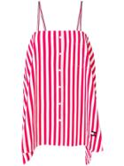 Tommy Hilfiger Striped Camisole - Red