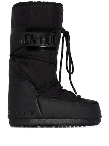 Moon Boot Icon Moon Boots - Black