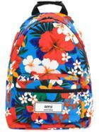 Ami Alexandre Mattiussi Floral Print Backpack - Multicolour