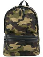 Michael Kors Camouflage Backpack - Multicolour