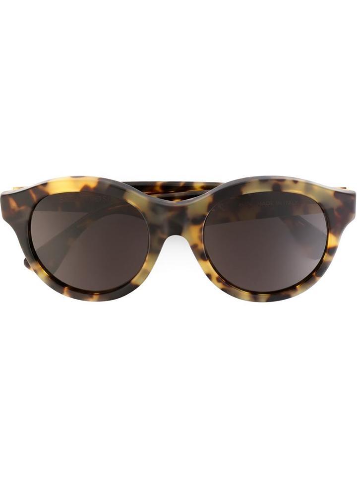 Retrosuperfuture Tortoise Shell Sunglasses