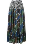 Kolor Pleated Full Skirt