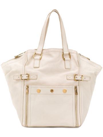 Yves Saint Laurent Vintage Ysl Bag - Neutrals