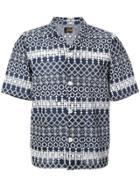 Needles Cabana Shirt - Blue