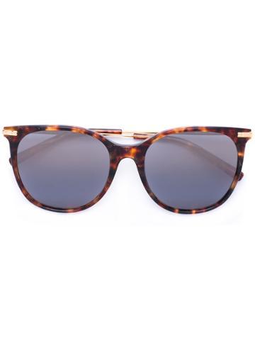 Boucheron Oversize Sunglasses - Brown