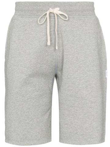 Reigning Champ Knee-length Track Shorts - Grey