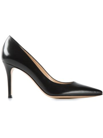 Gianvito Rossi 'gianvito' Pumps - Black