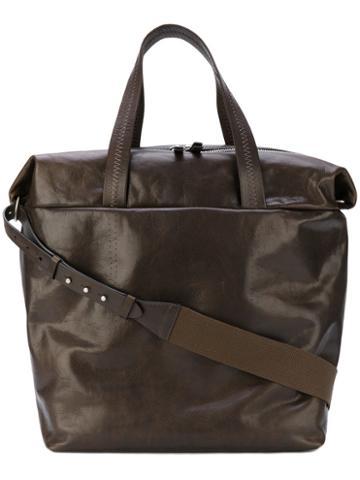 Maison Margiela - Classic Sailor Tote - Men - Calf Leather - One Size, Brown, Calf Leather