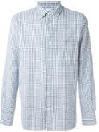 Aspesi Gingham Check Shirt
