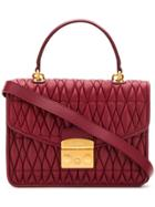 Furla Metropolis Top Handle Bag - Red