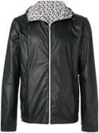 Fefè Hooded Jacket - Black