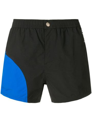 Kenzo Short Swim Shorts - Black