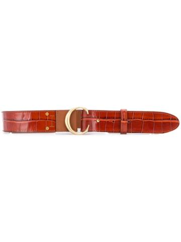 Chloé Chloe Belt - Brown