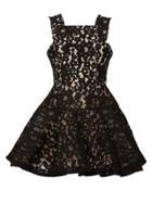 Alex Perry 'kea' Dress - Black