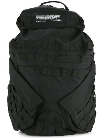 Julius Utility Backpack - Black