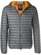 Colmar Hooded Puffer Jacket - Grey