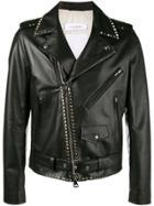 Valentino Biker Jacket - Black