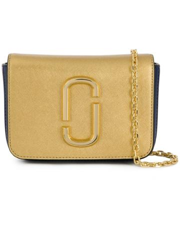 Marc Jacobs Hip Shot Belt Bag - Gold