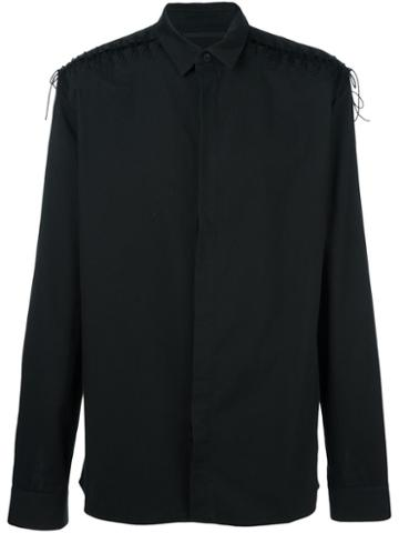 Haider Ackermann Shoulders Detail Shirt