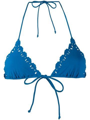 La Perla Ginko Bikini Top - Blue