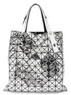 Bao Bao Issey Miyake Metallic (grey) Prism Tote, Women's, Pvc