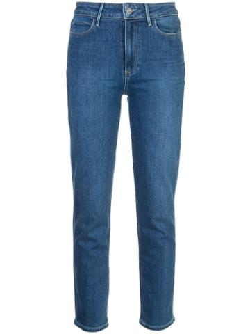 Paige Slim Fit Jeans - Blue