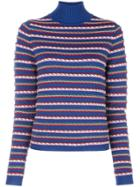 Rosie Assoulin Striped Sweater - Multicolour
